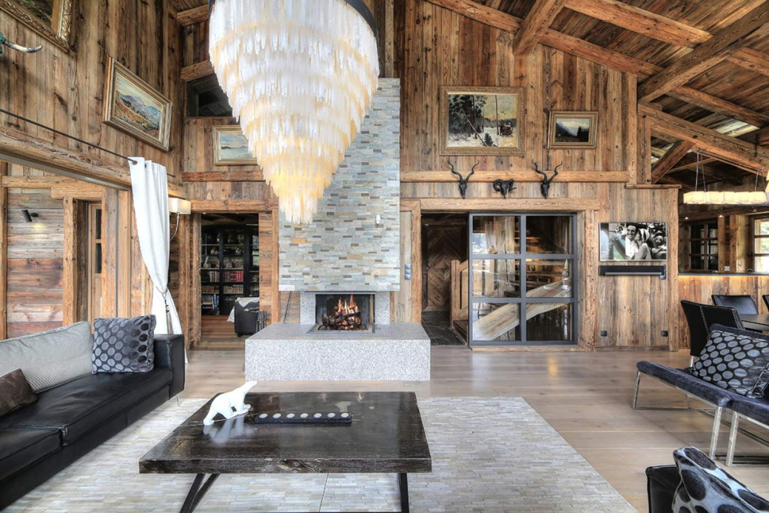 MEGEVE  - Private chalet 6 Bedrooms - picture 1
